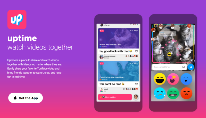 Google Uptime Launches from Area 120, a YouTube Sharing App - Xanjero