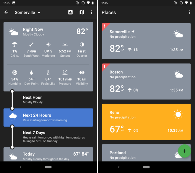 Weather App Dev Suddenly Pulls the Plug, Removes Product