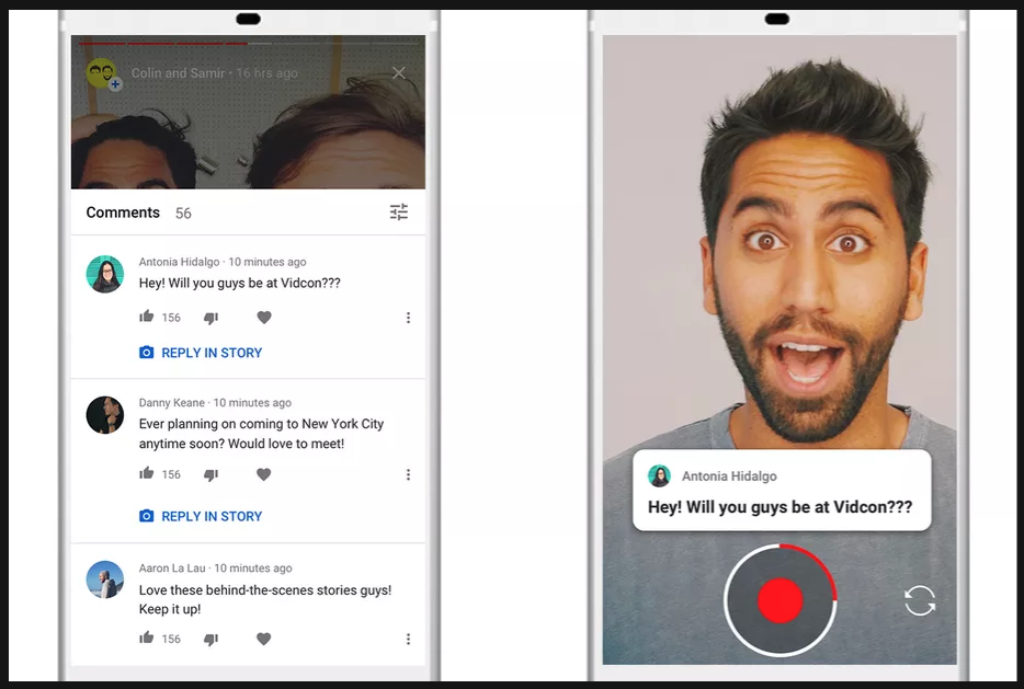 YouTube Gives more Creators Access to Stories, its Snapchat-Like