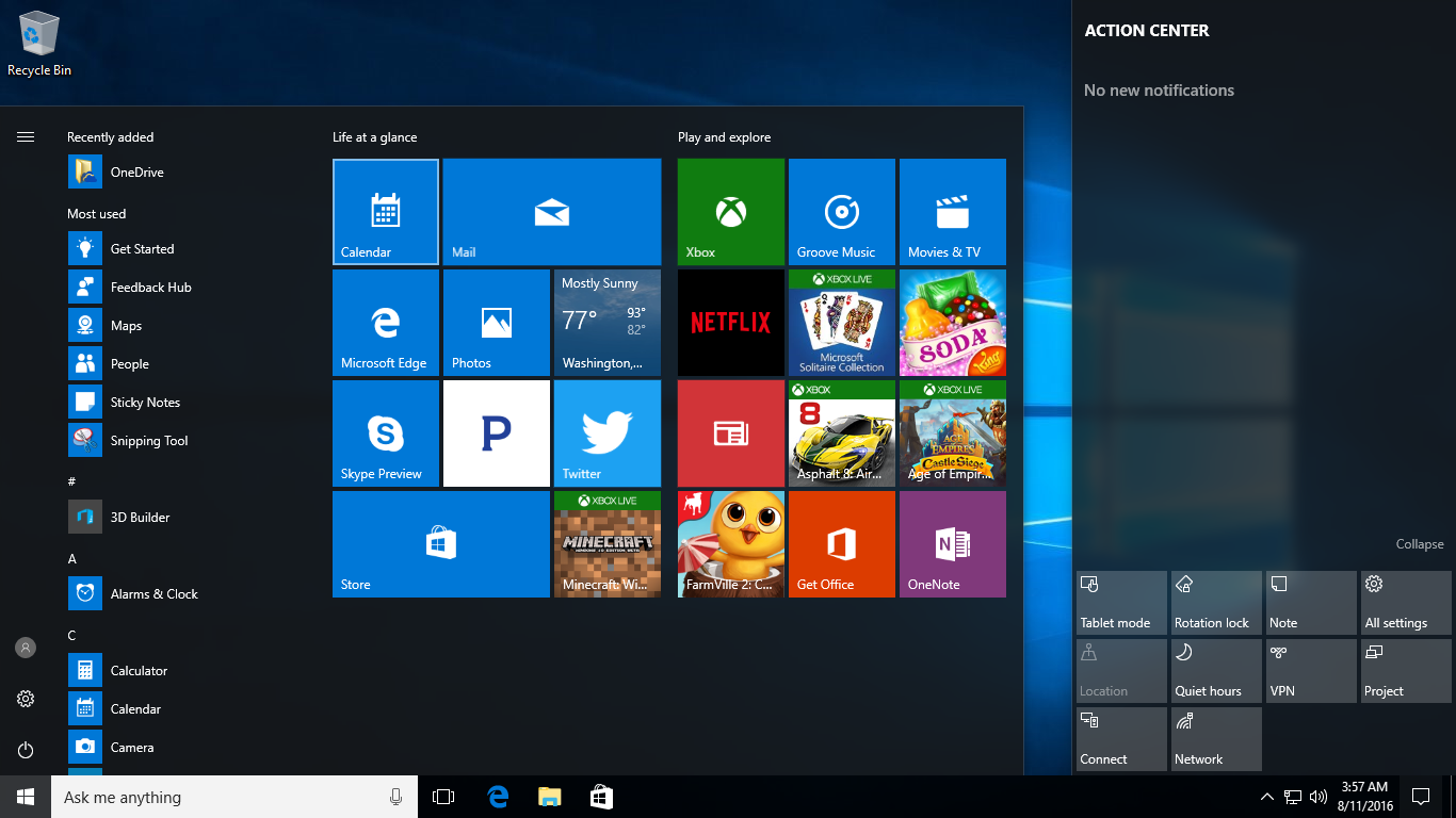 Believe it or Not, Windows 10 is Now the Most Popular