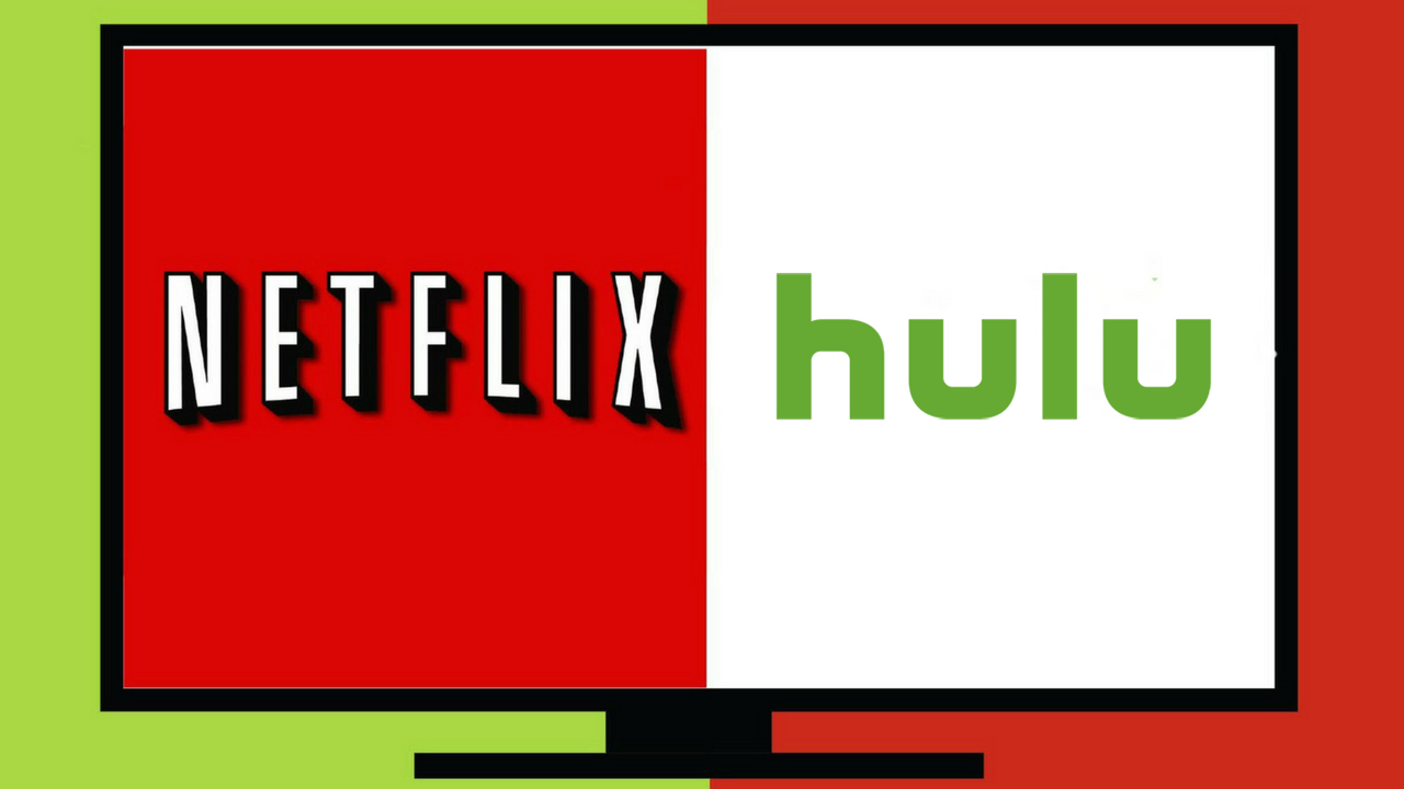 Image result for hulu and netflix